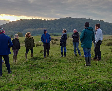 Landowner & Stakeholder Engagement with Catchment Designs