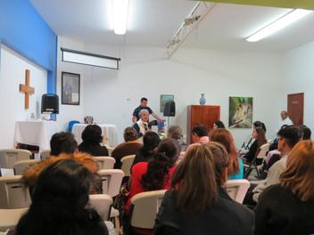 El 10 de noviembre de 2017, en las instalaciones de Juventud, Luz y Esperanza IAP, se llevó a cabo la celebración del 32 Aniversario de fundación de la Institución y la conmemoración del 22 aniversario luctuoso del padre marista, Jean Pujebet, fundador.