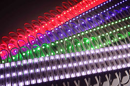 Modules leds rgb