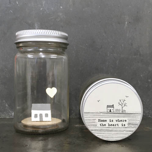 World In A Jar - Home Is Where The Heart Is