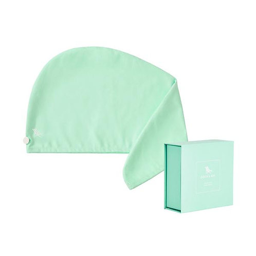Dock & Bay Hair Wrap - Daintree Green