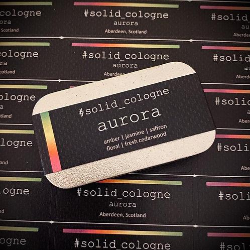 'Aurora' Solid Cologne
