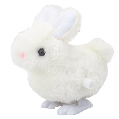 Wind Up Bouncing Bunny Rabbit Novelty Toy