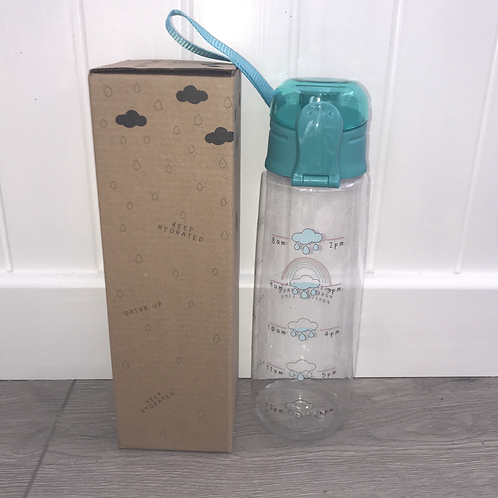 Super Cute Daily Intake Water Bottle