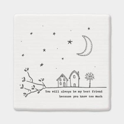 Coaster - Always My Best Friend