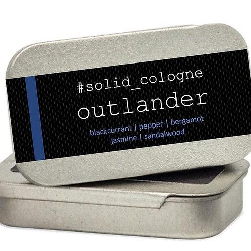 'Outlander' Solid Cologne