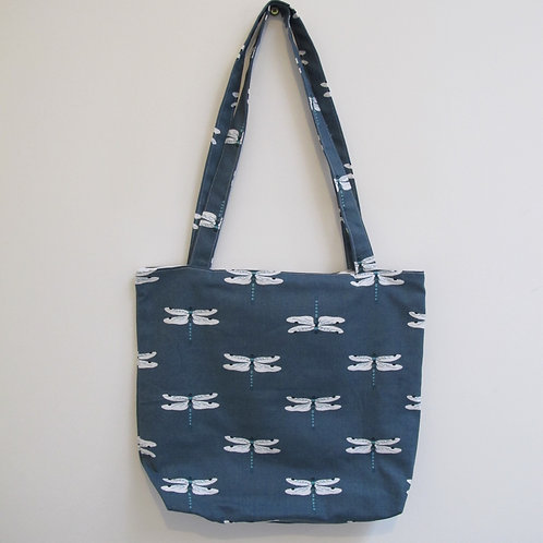 Sophie Allport Fabric Dragonfly Tote Bag
