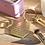 Thumbnail: 'Precious Daughter' Brass Keyring