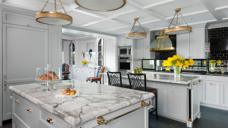 Kitchen & Dining Rooms