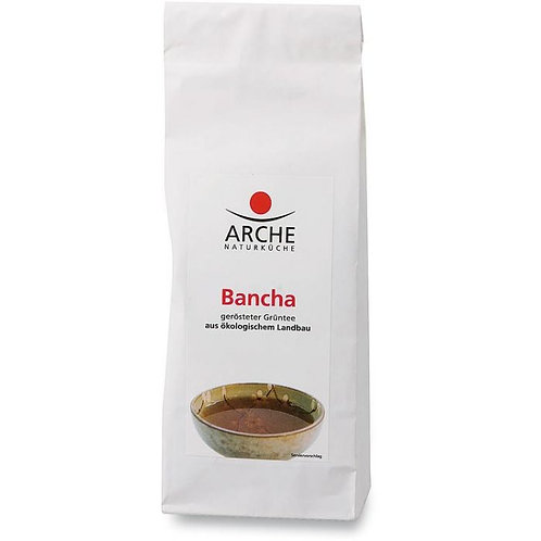 Toasted Banche Tea Leaves 30g Arche