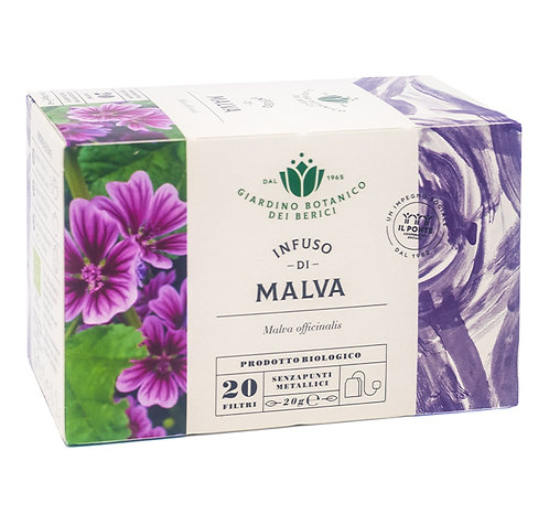 Infusion of Mallow Tea in Filters 20g