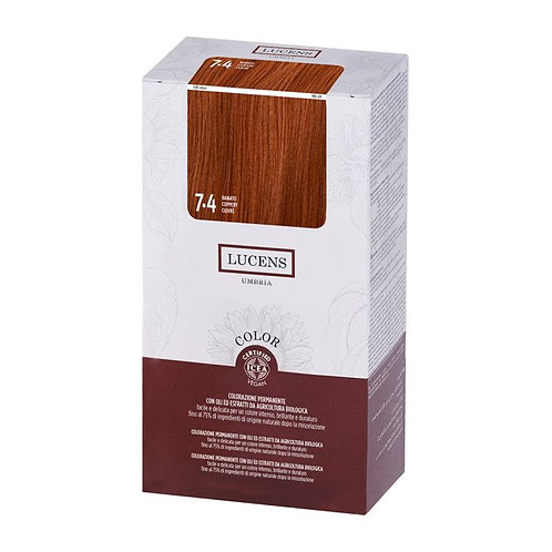 Tint Color 7.4 - Coppery 145ml