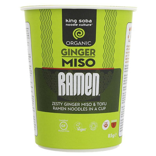 Ginger Miso Ramen 85g