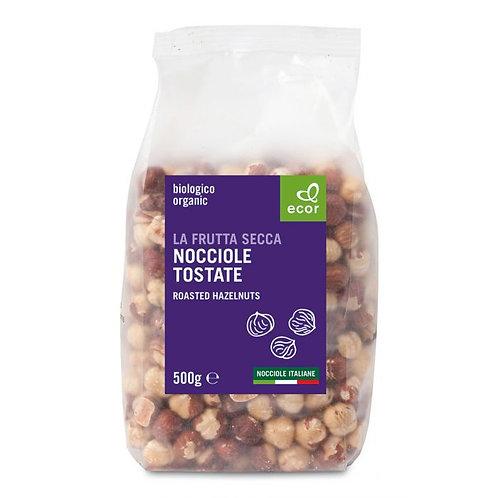 Roasted Shelled Hazelnuts 500g