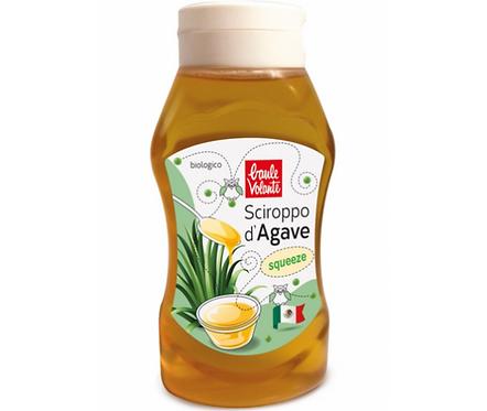 Agave Syrup 210ml Baule Volante