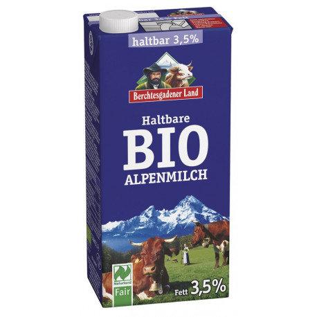 UHT Full Fat Milk 3.5% 1L