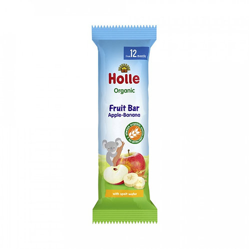 Apple & Banana Fruit Bar 25g