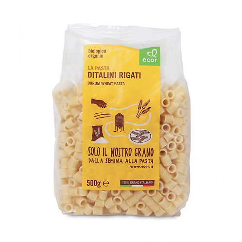 Durum Wheat Ditalini Rigati 500g