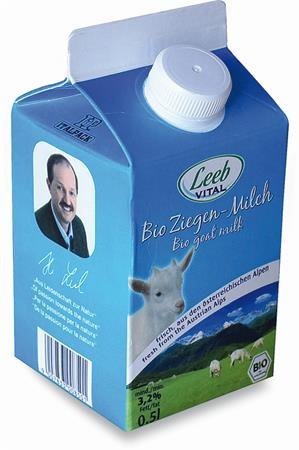 Fresh Goat`s Milk 0.5L