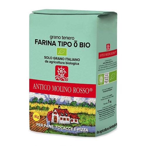 """Common Wheat Flour """"Type 0"""" 1kg"""