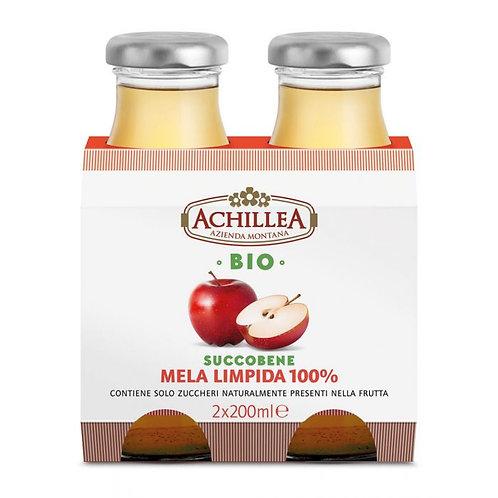 Apple Juice 2x200ml Achillea