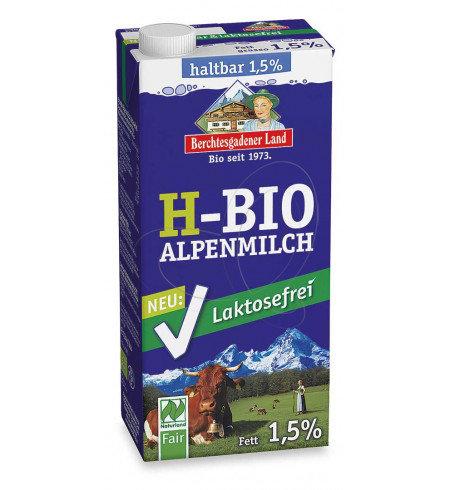 UHT Lactose Free skimmed Milk 1.5% 1L