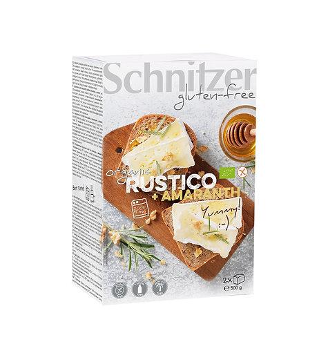 Gluten-Free Corn Bread with Amaranth 500g