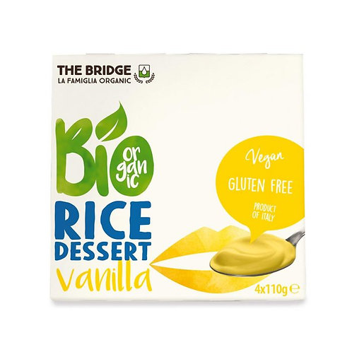 Rice Vanilla Dessert 4x110g