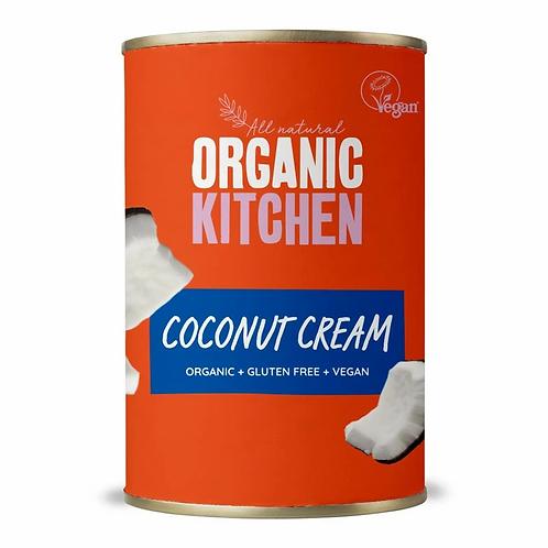 Coconut Cooking Cream 400ml Organic Kitchen
