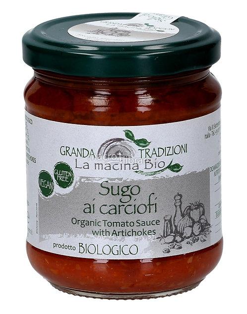 Tomato Sauce with Artichokes 180g