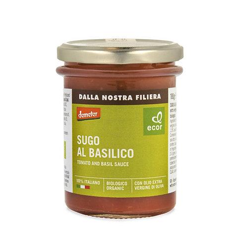 Tomato & Basil Sauce 180g