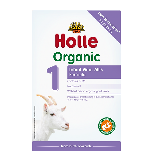 Baby Formula Goat Milk Powder No.1: From Birth Onwards
