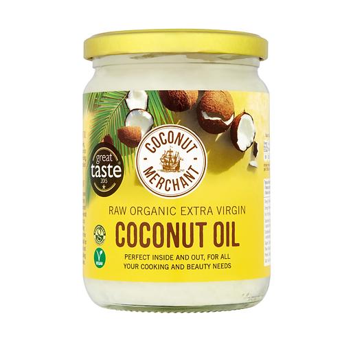 Raw Extra Virgin Coconut Oil 500ml Coconut Merchant