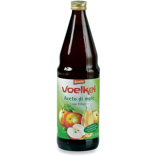 Apple Cider Vinegar Unfiltered 750ml