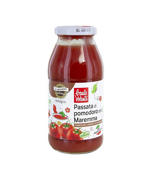 Maremma Tomato Sauce with Basil 500g