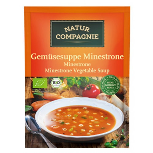 Minestrone Vegetable Soup 50g