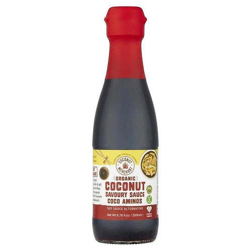 Coconut Aminos 200ml Coconut Merchant