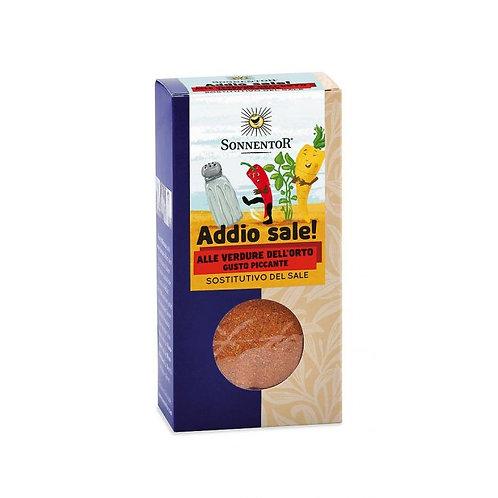 Addio Sale! Spicy Vegetable Seasoning 50g