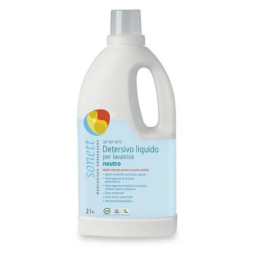 Neutral Liquid Detergent for Washing Machine 2L Sonett