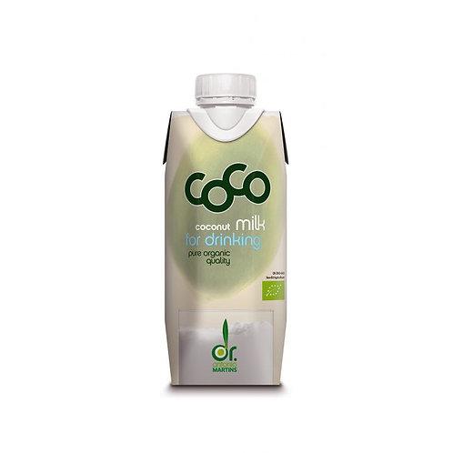 Coconut Milk for drinking Dr. Antonio Martins 330ml