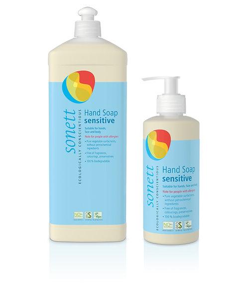 Sensitive Hand Soap 300ml Sonett
