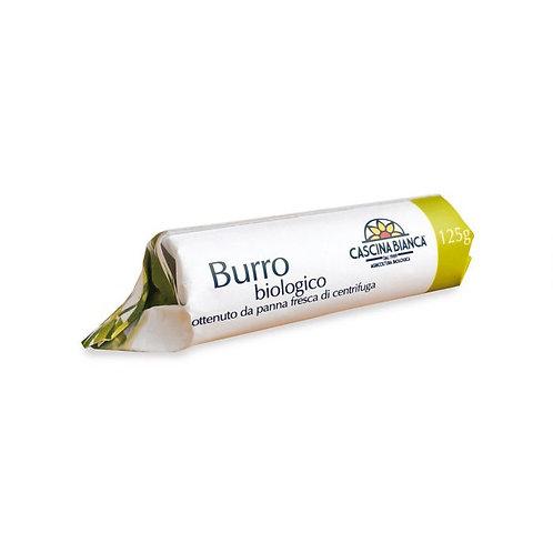 Cream-Based Artisanal Butter 125g Cascina Biance