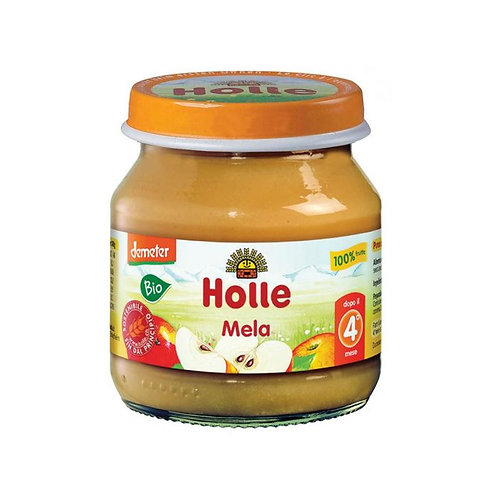 Homogenized Apple Puree Gluten-Free 125g