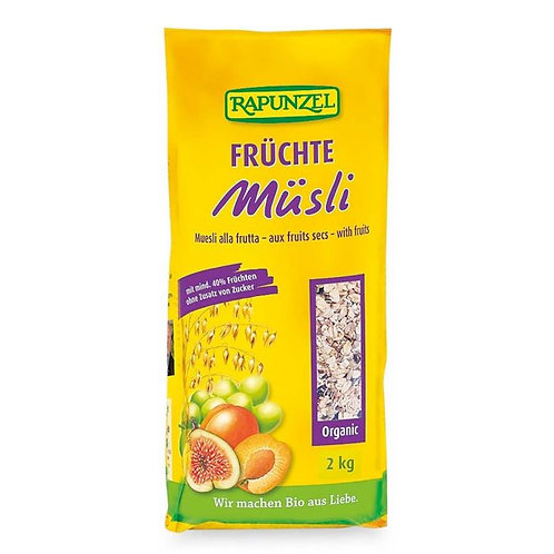 Fruit Muesli 2kg