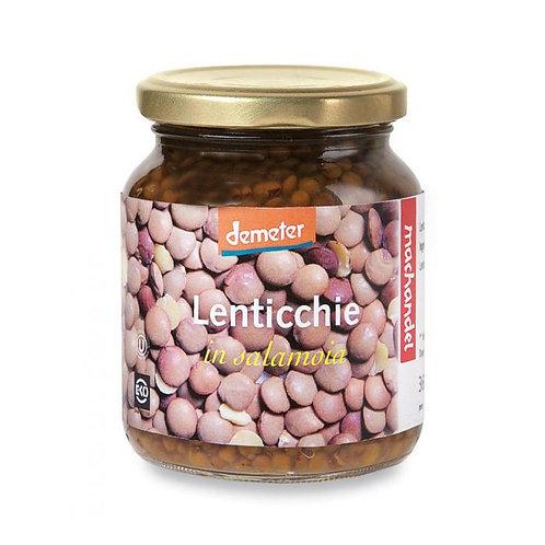 Lentils in Brine Demeter 360g Machandel