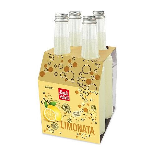 Limonata Sparkling Soft-Drink 4x275ml