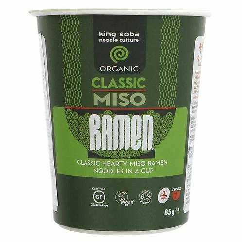 Classic Miso Ramen 85g
