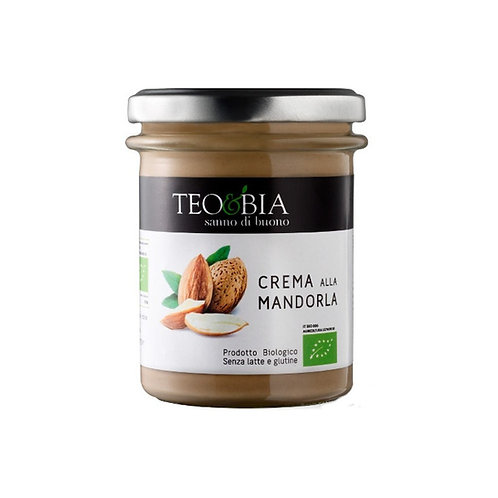 Almond Butter 212g Teo & Bia