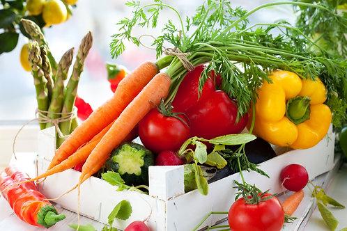 Fruji - Fruit & Veg Box - min. 7kg