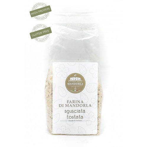 Shelled & Toasted Toritto Almond Flour 125g